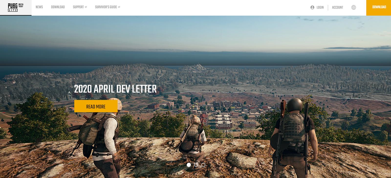 April Dev Letter