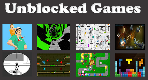 Unblocked Games Websites