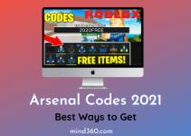 Arsenal Codes 2021